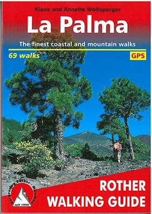 La Palma, Rother Walking Guide (3rd ed. Mar. 17)