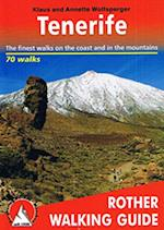 Tenerife (Rother Walking Guides - Europe)