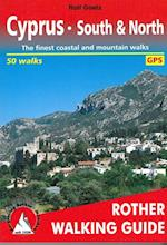 Cyprus (Rother Walking Guides - Europe)