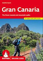Gran Canaria (Rother Walking Guides - Europe)