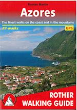 Azores (Rother Walking Guides - Europe)