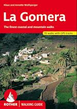 La Gomera, Rother Walking Guide (Rother Walking Guide)