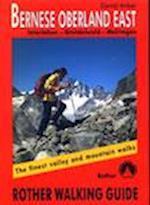 Bernese Oberland East, Rother Walking Guide af Bergverlag Rother