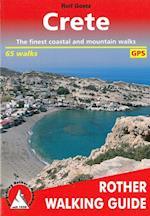 Crete: The finest coastal and mountain walks : 60 walks af Bergverlag Rother