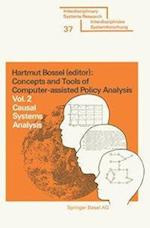 Concepts and Tools of Computer-Assisted Policy Analysis af Hartmut Bossel