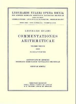 Commentationes Arithmeticae