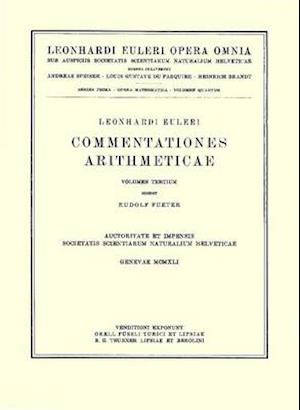 Commentationes arithmeticae 2nd part