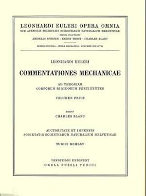 Mechanica sive motus scientia analytice exposita 2nd part