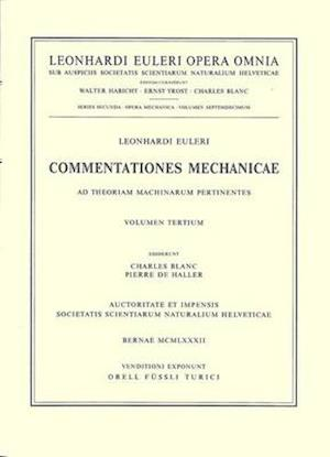 Commentationes mechanicae et astronomicae ad scientiam navalem pertinentes 1st part