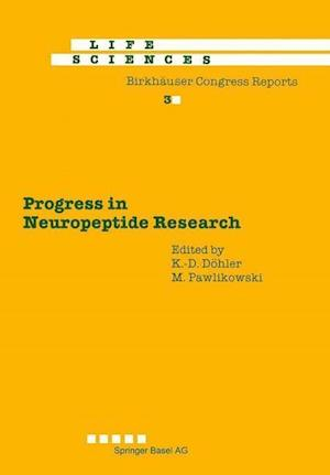 Progress in Neuropeptide Research: Proceedings of the International Symposium, Lod, Poland, September 8 10, 1988