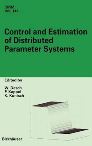 Control and Estimation of Distributed Parameter Systems : International Conference in Maria Trost (Austria), July 15-21, 2001