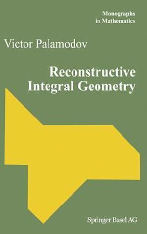 Reconstructive Integral Geometry