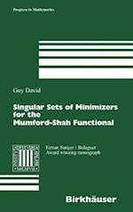 Singular Sets of Minimizers for the Mumford-Shah Functional af David Guy