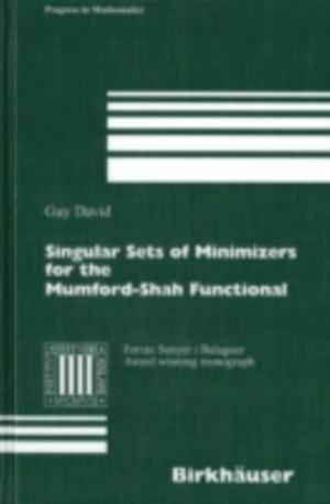 Singular Sets of Minimizers for the Mumford-Shah Functional