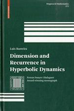 Dimension and Recurrence in Hyperbolic Dynamics af Luis Barreira