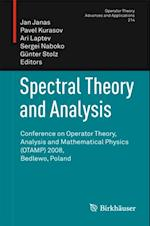 Spectral Theory and Analysis