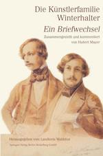 Die Kunstlerfamilie Winterhalter af Hubert Mayer