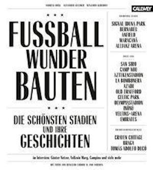 Fussball-Wunder-Bauten