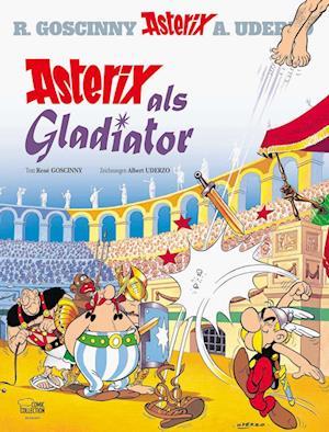Asterix 03: Asterix als Gladiator