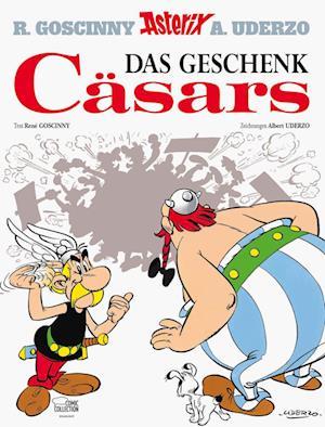 Asterix 21: Das Geschenk Cäsars