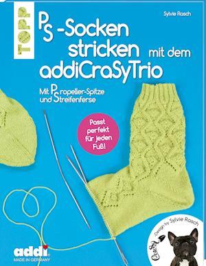 PS-Socken mit dem addiCraSyTrio stricken (kreativ.kompakt.)