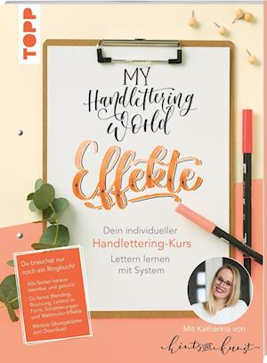 My Handlettering World: Effekte