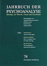Jahrbuch Der Psychoanalyse / Band 74