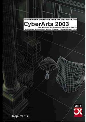 Bog, ukendt format Cyberarts 2003 af Hannes Leopoldseder