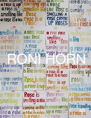 Bog, paperback Roni Horn af Roni Horn