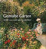 Gemalte Garten af Nils Buttner