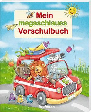 Mein megaschlaues Vorschulbuch