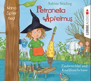Petronella Apfelmus 02 - Zauberschlaf und Knallfroschchaos