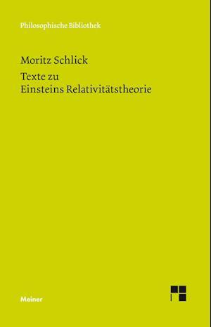 Texte zu Einsteins Relativitätstheorie
