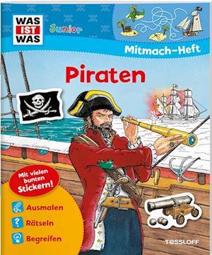 Mitmach-Heft Piraten