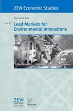 Lead Markets for Environmental Innovations af Klaus Rennings, Martin Janicke, Rudiger Haum