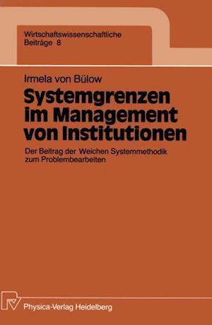 Systemgrenzen im Management von Institutionen