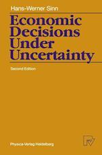 Economic Decisions Under Uncertainty