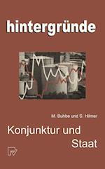 Konjunktur Und Staat af Matthes Buhbe, S. Hilmer, M. Buhbe