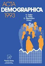 Acta Demographica 1993 (ACTA Demographica, nr. 1993)