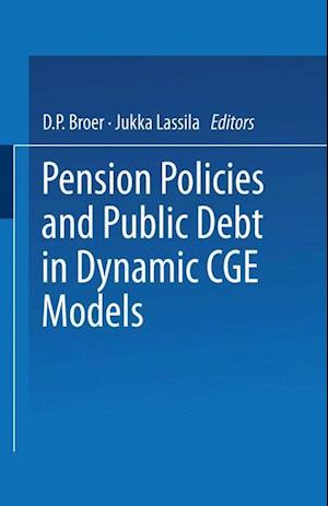 Pension Policies and Public Debt in Dynamic Cge Models