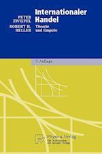 Internationaler Handel af Robert H. Heller, Peter Zweifel