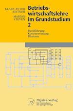 Betriebswirtschaftslehre Im Grundstudium 2 (Physica-Lehrbuch)