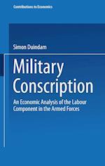 Military Conscription (Contributions to Economics)