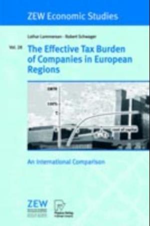 Effective Tax Burden of Companies in European Regions