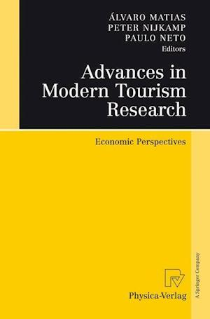 Advances in Modern Tourism Research : Economic Perspectives