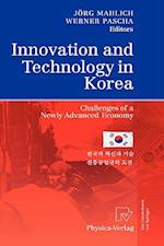 Innovation and Technology in Korea af Werner Pascha, Jorg Mahlich