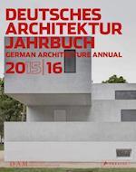 Deutsches Architektur Jahrbuch 2015/16 / German Architecture Annual 2015/16