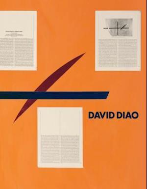 Bog, hardback David Diao af Philip Tinari