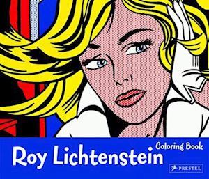 Roy Lichenstein: Coloring Book
