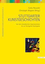 Stuttgarter Kunstgeschichten (Regensburger Studien Zur Kunstgeschichte, nr. 21)